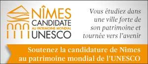 null:Candidature de Nîmes au patrimoine mondial de l'UNESCO