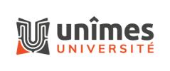 Logo de l'université de Nîmes